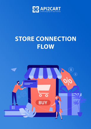 API2Cart: Store Сonnection Flows